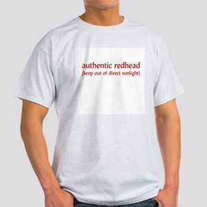 Real Redheads Light T-Shirt
