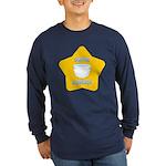 Diaper Achiever Long Sleeve Dark T-Shirt