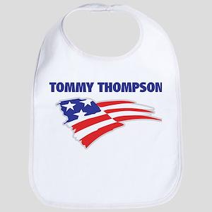 Fun Flag: TOMMY THOMPSON Bib
