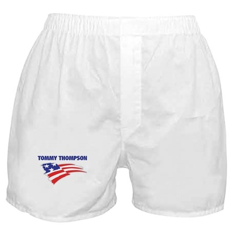 Fun Flag: TOMMY THOMPSON Boxer Shorts