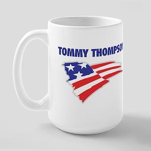 Fun Flag: TOMMY THOMPSON Large Mug