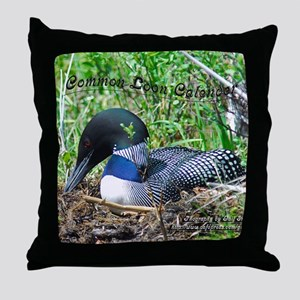 Cover one Throw Pillow