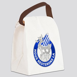 3rd infantry div - UI Canvas Lunch Bag