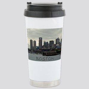 dreamstimefree_2693370 Stainless Steel Travel Mug