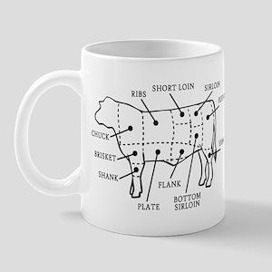 Beef Cow Mug