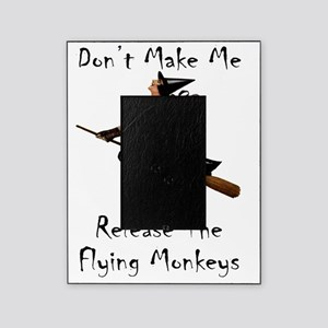 WITCH_Flying Monkeys 4 Picture Frame