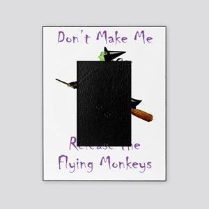 WITCH_Flying Monkeys 5 Picture Frame