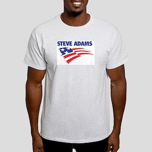 Fun Flag: STEVE ADAMS Light T-Shirt