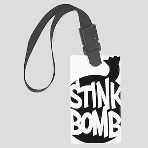 cpstinkbomb Large Luggage Tag