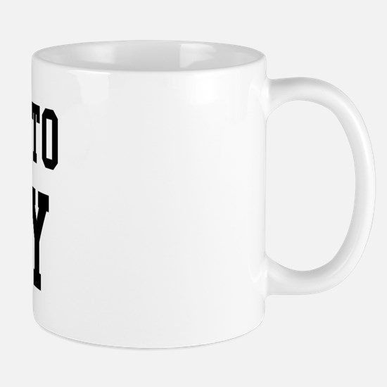 Belongs to Henry Mug