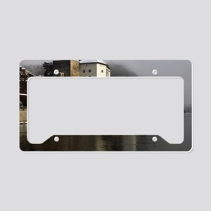 Passau Germany License Plate Holder