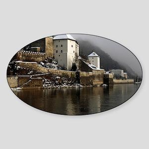 Passau Germany Sticker (Oval)
