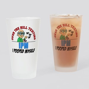IPM Drinking Glass