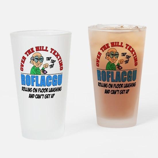 ROFLACGU Shirt Drinking Glass