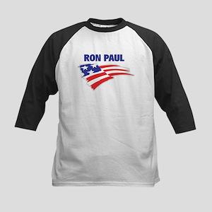 Fun Flag: RON PAUL Kids Baseball Jersey