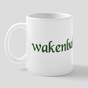 wakenbake Mug