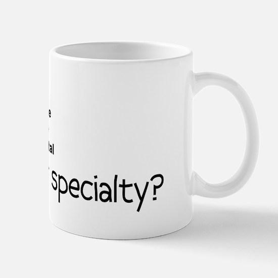 Specialty Hat Mug