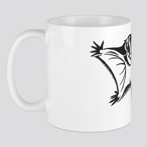 flying tribal Mug