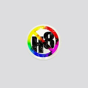 NO H8 td nb Mini Button