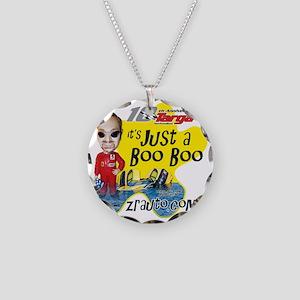 Booboo2_rgb_sm Necklace Circle Charm