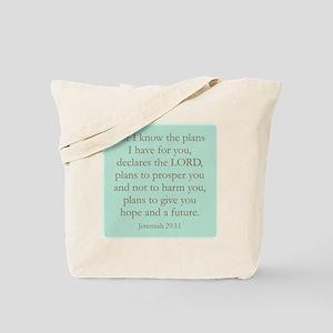 verse Tote Bag