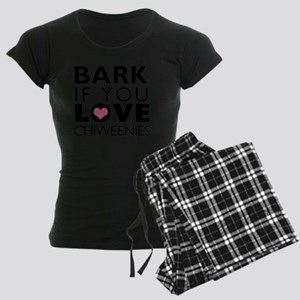 BARK Women's Dark Pajamas