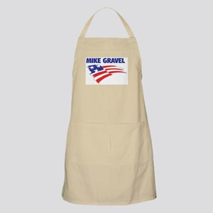 Fun Flag: MIKE GRAVEL BBQ Apron