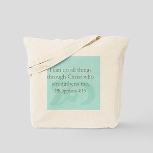 verse2 Tote Bag