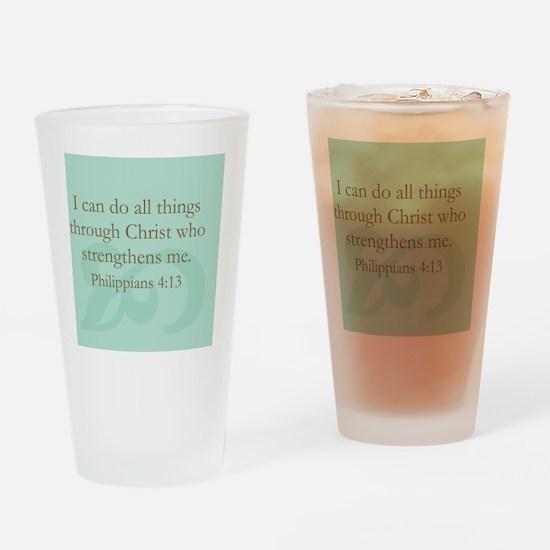 verse2 Drinking Glass