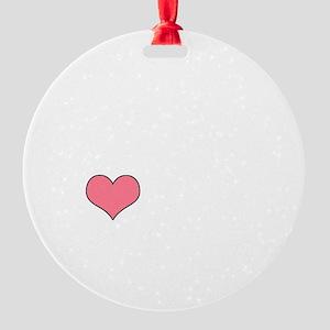 BARK2 Round Ornament
