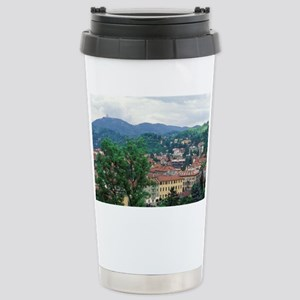 Italy, Turin. Town view Stainless Steel Travel Mug