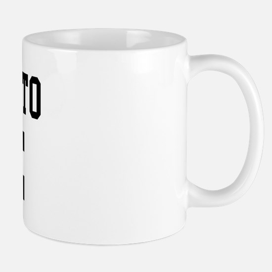 Belongs to Kyle Mug