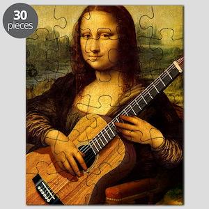 mona-guitar-LG Puzzle