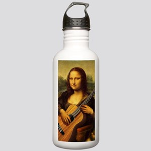 mona-guitar-LG Stainless Water Bottle 1.0L