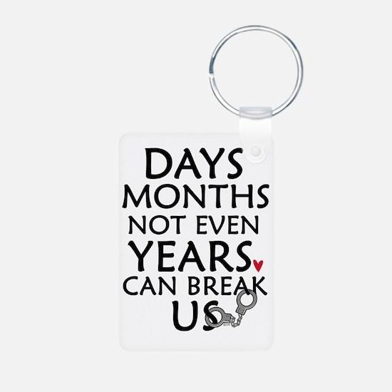 Days, Months - 10 inches Keychains
