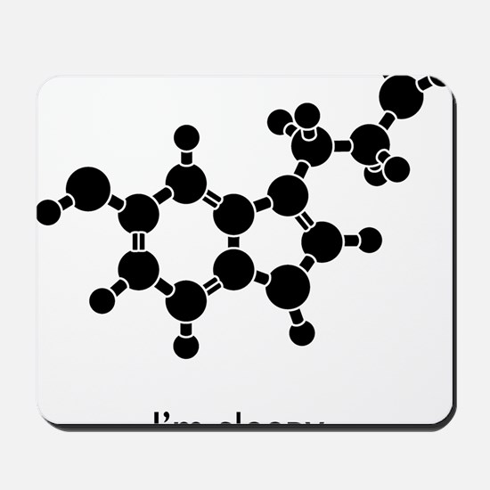 Sleepy Serotonin Mousepad