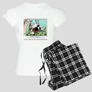 CA Cow Women's Light Pajamas