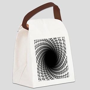 Oblivion Canvas Lunch Bag