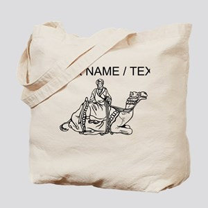 Custom Camel Tote Bag