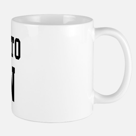 Belongs to Kevin Mug