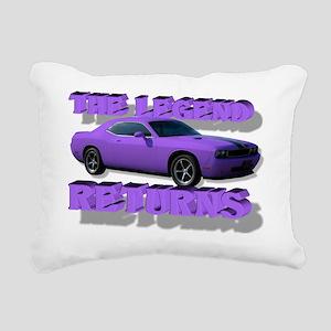 AC96 P CP-24 Rectangular Canvas Pillow