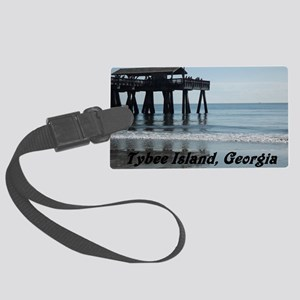002a Large Luggage Tag
