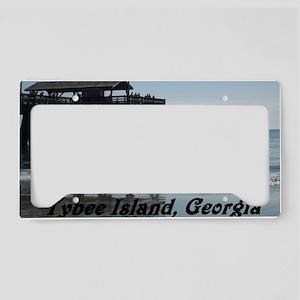 002a License Plate Holder