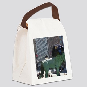 033 Canvas Lunch Bag