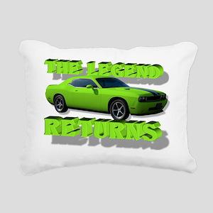 AC96 G CP-24 Rectangular Canvas Pillow
