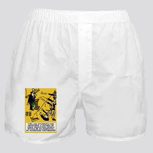 Law student Boxer Shorts