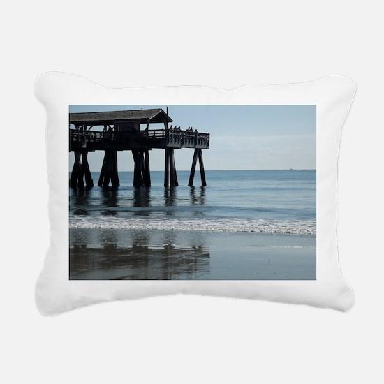 002 Rectangular Canvas Pillow