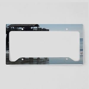 002 License Plate Holder