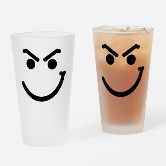 HANDSMIRK Drinking Glass