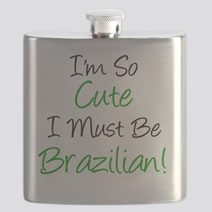 Im So Cute Brazilian Flask
